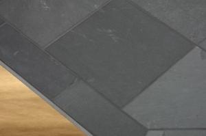 Diamond Flatwall Smoky Grey Slate
